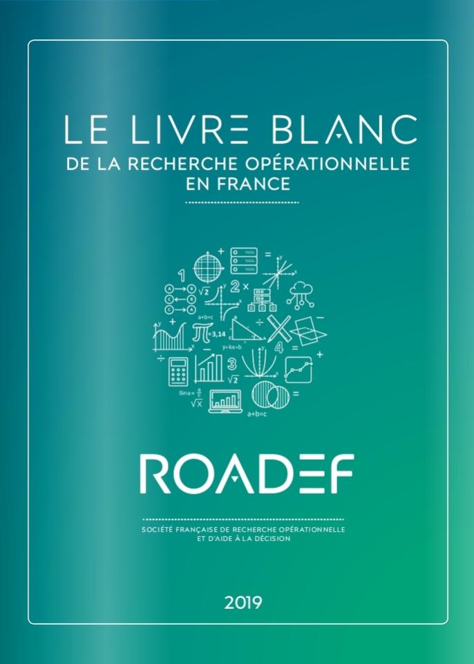 Roadef Livre Blanc De La Recherche Operationnelle