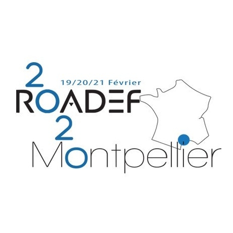 Roadef Société Française De Recherche Opérationnelle Et D