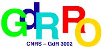 Logo GDRRO
